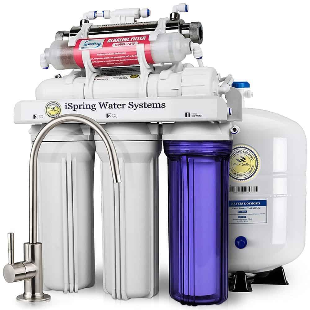 iSpring UV Reverse Osmosis