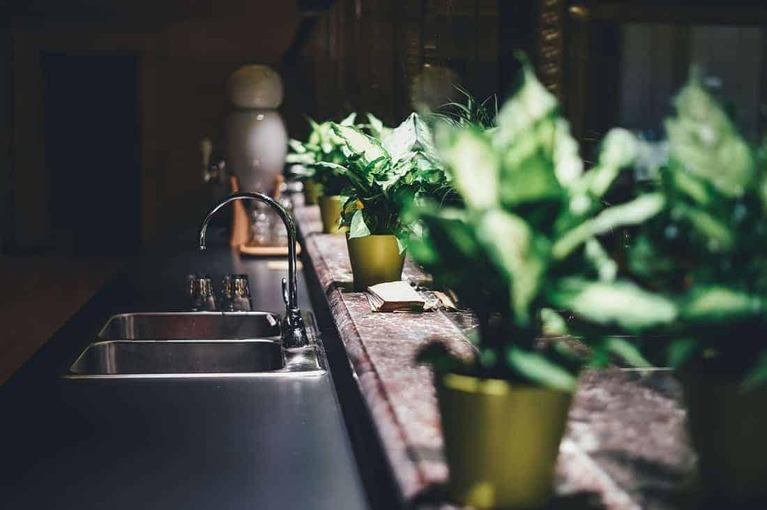 kitchen sink / pixabay