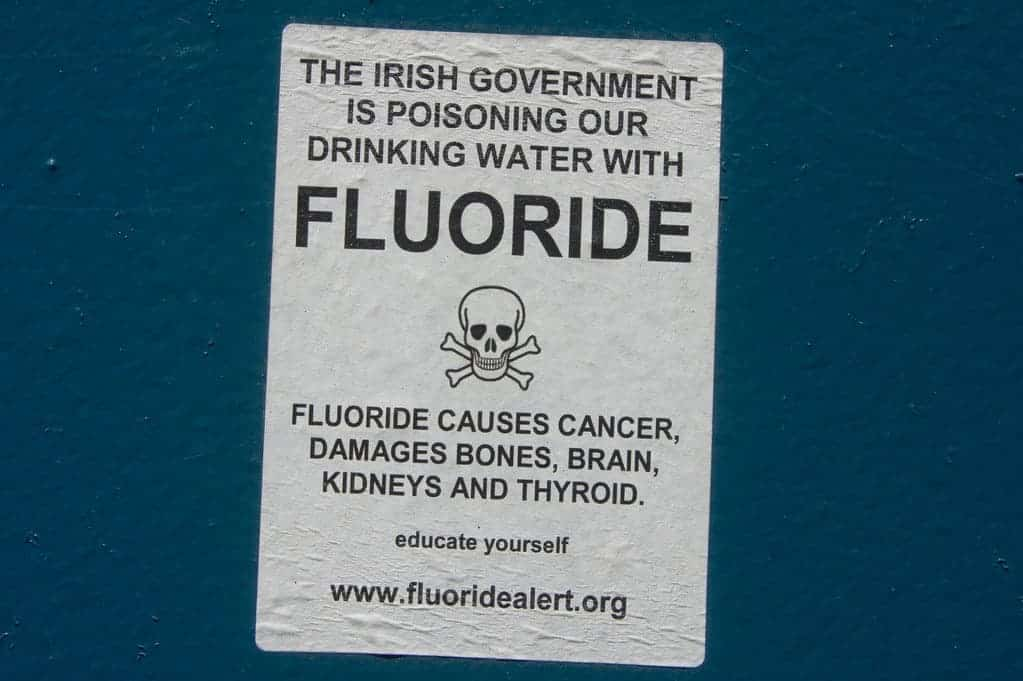 Anti-Fluoridation