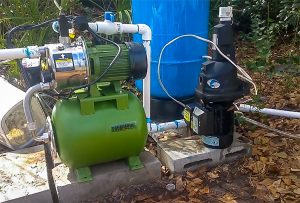 jet pump and tank / greenleaf natures solution / youtube