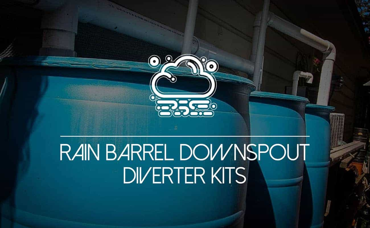 """Featured image for """"Why You Should Install a Rain Barrel Downspout Diverter Kit"""""""