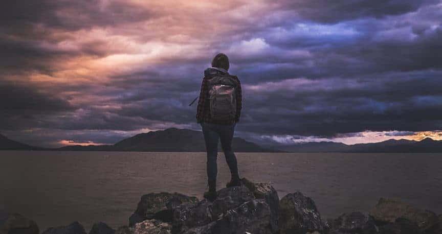 hiker / pixabay