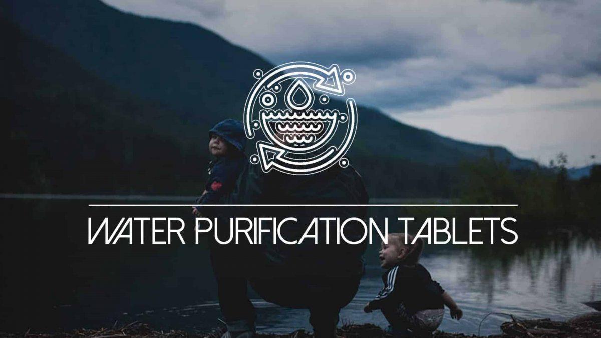 10 Wasseraufbereitungstabletten 250 L Trinkwasser Water Purification Outdoor