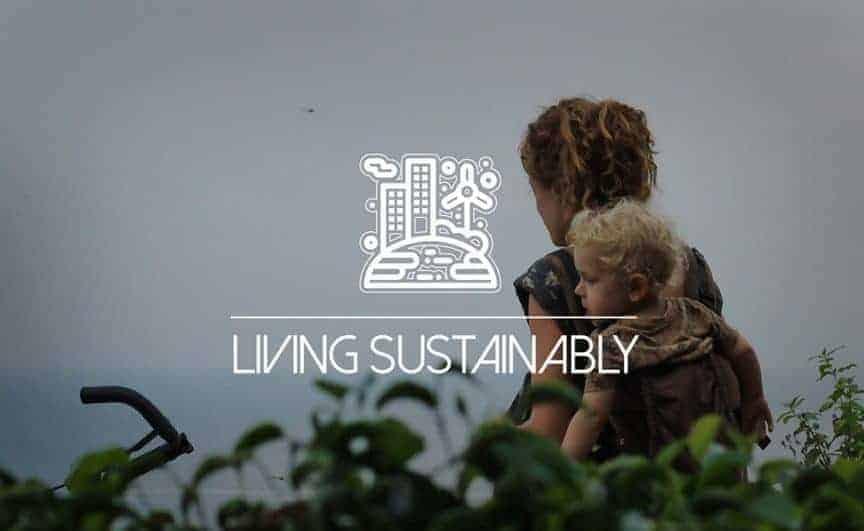 Living Sustainably / Mukil Menon / Unsplash