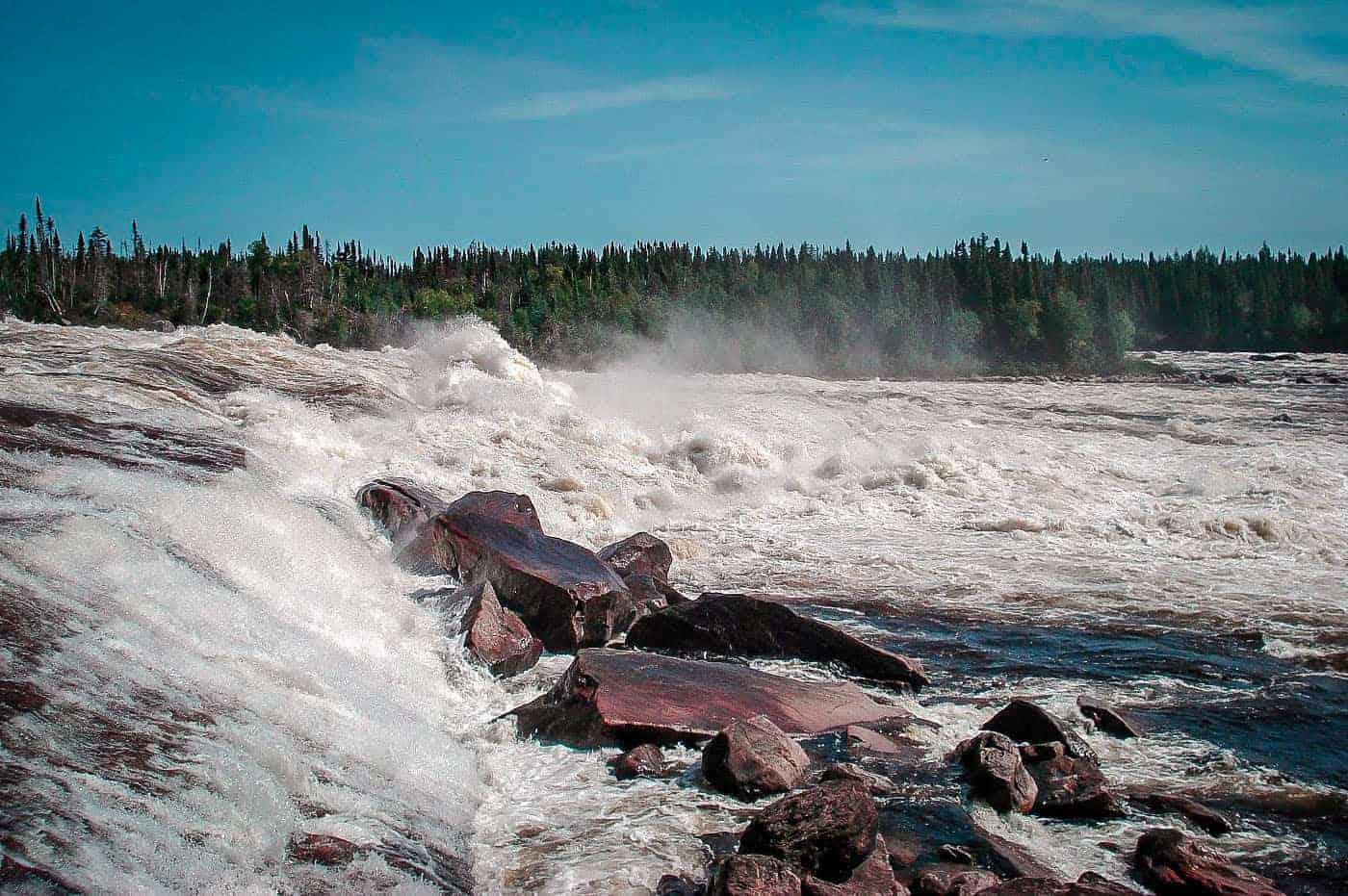 Rupert River, Canada / fargomeD