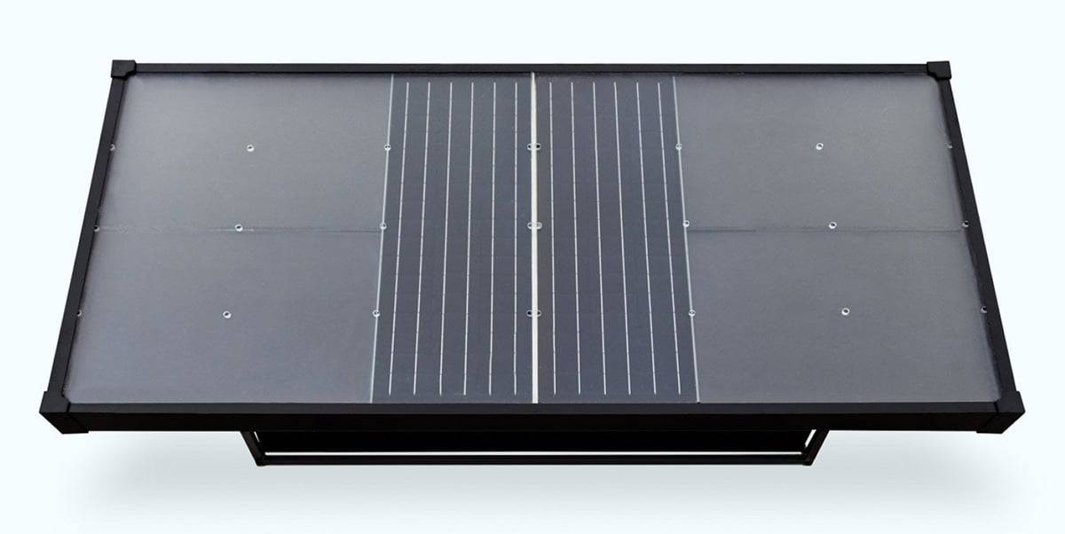source hydropanel front view