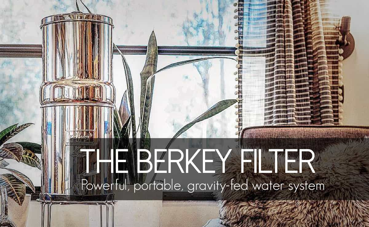 """Featured image for """"My Big Berkey Water Filter Review – 2 Years of Steady Use"""""""